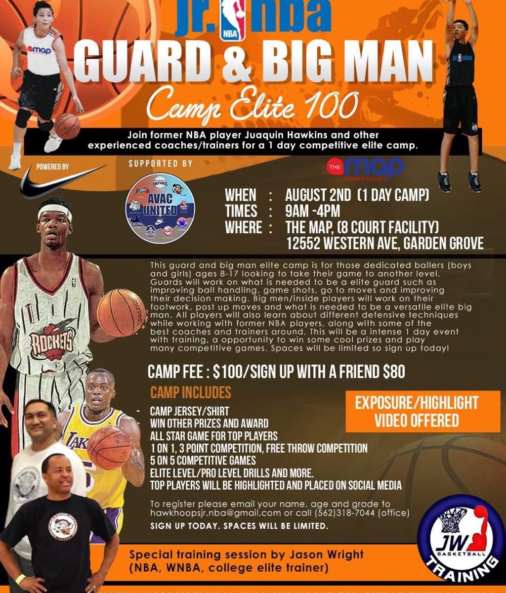one day elite camp